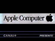 C Plus sponsor - Apple - 1987