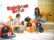 Mattel Rainbow Brite AS TVC 1985
