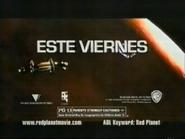 Red Planet Spanish URA TVC 2000 2