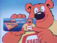Vandamme Fondant au Lait TVC 1980