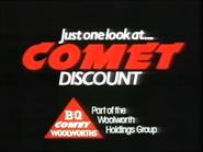 Comet AS TVC 1986 2