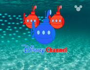 Disney Channel ID - Submarines (1999)