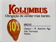 Kolumbus PS TVC 1997