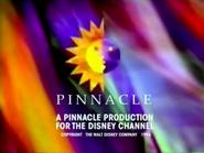 PINNACLE DISNEY CHANNEL 1996