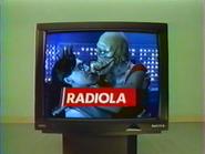 Radiola RLN TVC 1989
