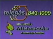 Telegas Minasgas TVC 1996