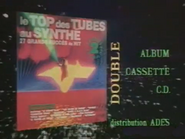 Tubes Synthe RLN TVC 1990