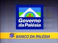 Governo da Palesia Banco da Palesia TVC 18-4-1992