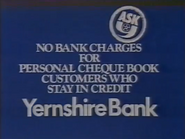 Yernshire Bank TVC 1983