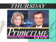 EBC promo - Primetime Live - 1991