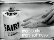 Fairy Liquid AS TVC 1962