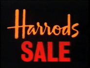 Harrods AS TVC - Sale - 1985