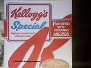 Kelloggs Special K AS TVC 1985