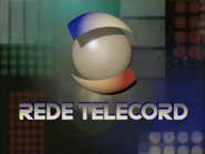 Rede Telecord ID - 1996 - Alternate