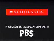 Scholastic PBS endcap 2002