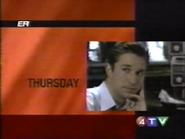 4TV promo - ER - 2002