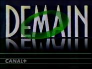 Canal Plus bumper - Demain - 1988
