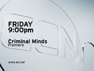 ECN promo - Series Premiere of Criminal Minds - 2006