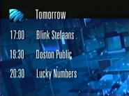Mnet tomorrow lineup 2003