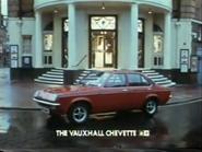Vauxhall Chevette AS TVC 1979