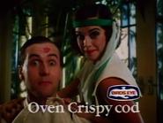 Birds Eye Oven Crispy Cod AS TVC 1982 2