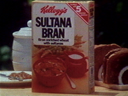 Kelloggs Sultana Bran AS TVC 1981