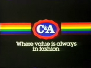 C&A AS TVC 1984