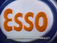 Esso AS TVC 1982