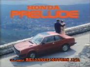Honda Prelude GH TVC 1981