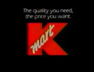 Kmart commercial, 1991