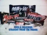Mars Favourites Cool Em TVC - Mars Milky Way Marathon Bounty Topic - AS - 1981