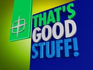 SBC Campaign ID - That's Good Stuff - 1993