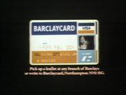Barclaycard AS TVC 1983 3