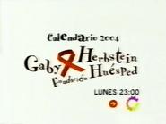 12 cisplatina calendario 2004 promo 2003