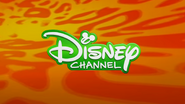 Disney Channel The Legend of Tarzan 2006 ID (2014 logo)