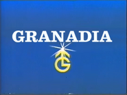 Granadia Productions frontcap (The Rock Show variant - 1986)