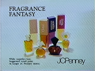 JCPenney TVC - Fragrance Fantasy - 1994