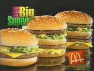 McDonald's PS TVC - Mini Mac, Big Mac, and Super Big Mac - 2001