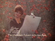 Cadbury's Flake AS TVC 1983