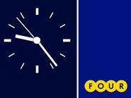 Channel 4 clock 1972