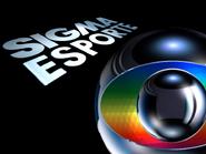 Sigma Esporte sign off slide 2000