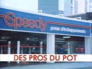 Speedy RLN TVC 1988