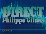 Canal Plus bumper - Direct - 1985