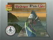 MNET sponsor Cycle Tour 1993