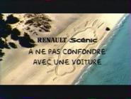 Renault Scenic RL TVC 2000