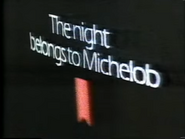 Michelob TVC - March 1987
