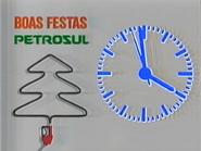 TN1 clock - Petrosul (December 1990)