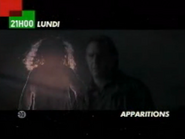 Canal Plus promo - Apparitions - 2003