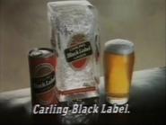 Carling Black Label AS TVC 1983
