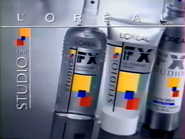 Loreal Studio Line RL TVC 1998 1